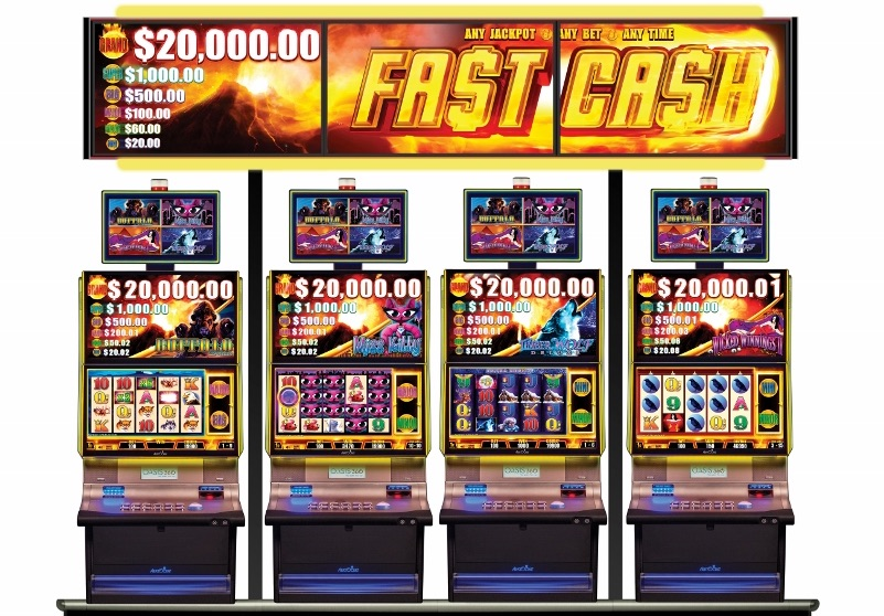 New Fast Cash slot launch from Aristocrat