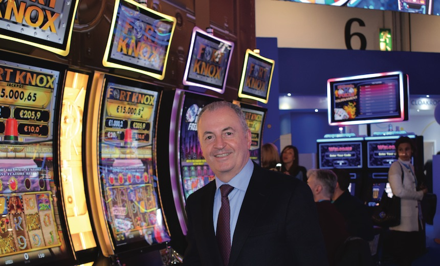 IGT sets the scene for the gaming year at ICE