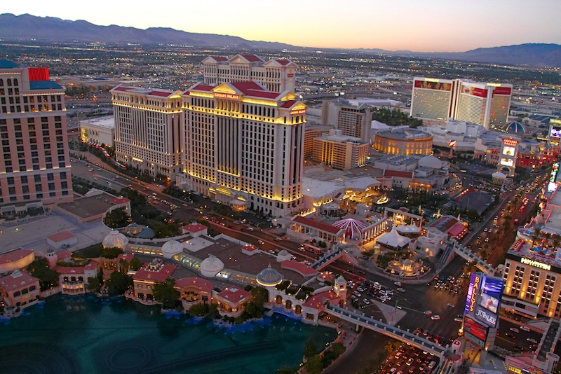 Las Vegas reopens after fatal shooting and Bellagio burglary