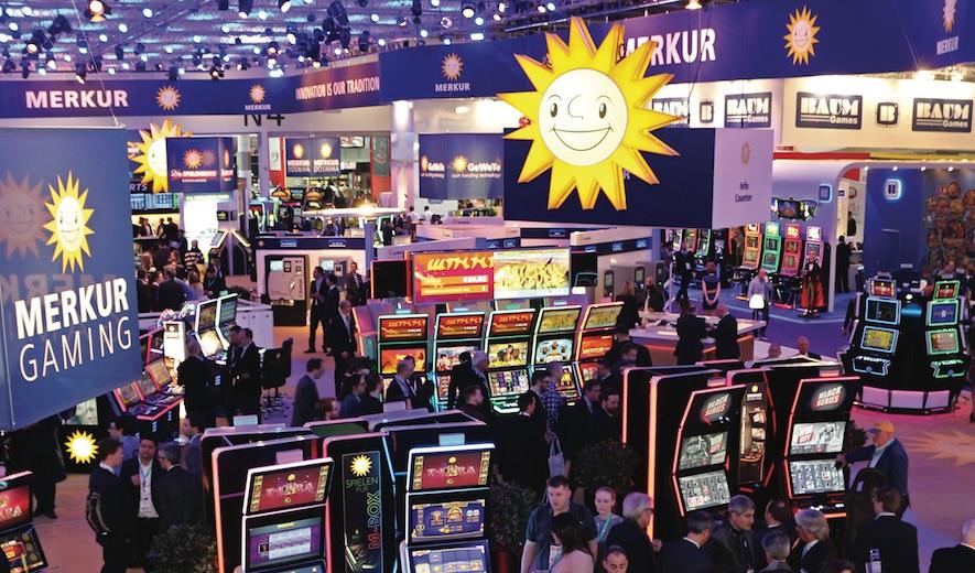 Merkur Gaming shines at ICE Totally Gaming