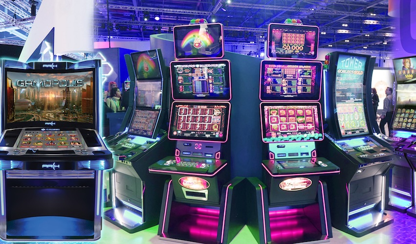 Premiere slots take centre stage for Casino Technology in Dublin