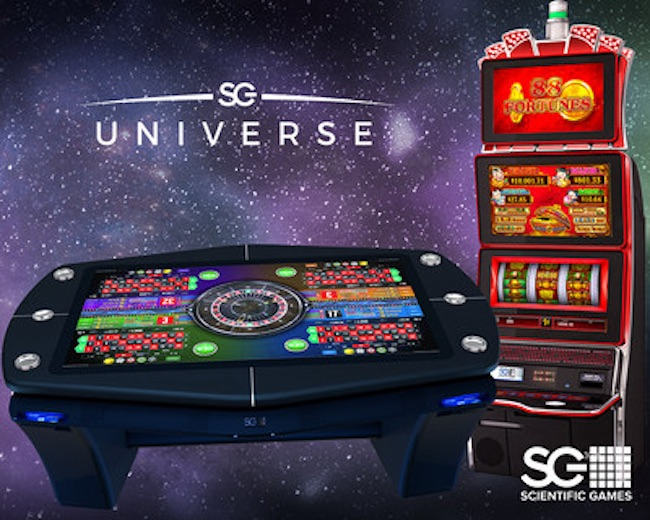 Casino Review - Scientific Games NIGA