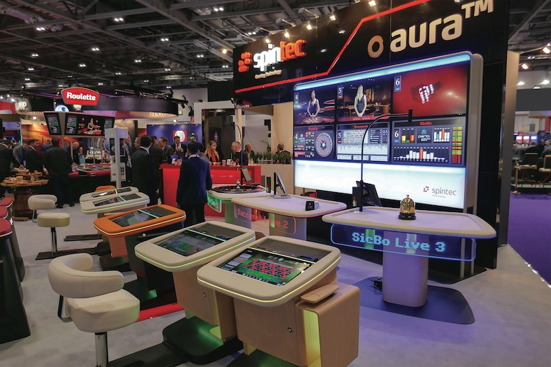 Spintec's Karma and Aura receive 'remarkable' ICE reception