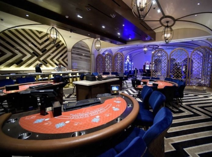 Casino Review - TCSJOHNHUXLEY Del Lago Resort