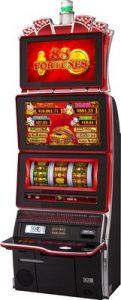 Casino Review - TwinStar 3RM Scientific Games Cabinet