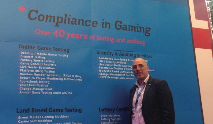 Casino review - Andrew Rosewarne NMi Gaming