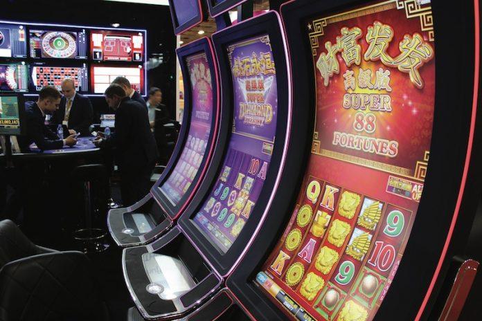 Casino review - ilani Scientific Games Washington State