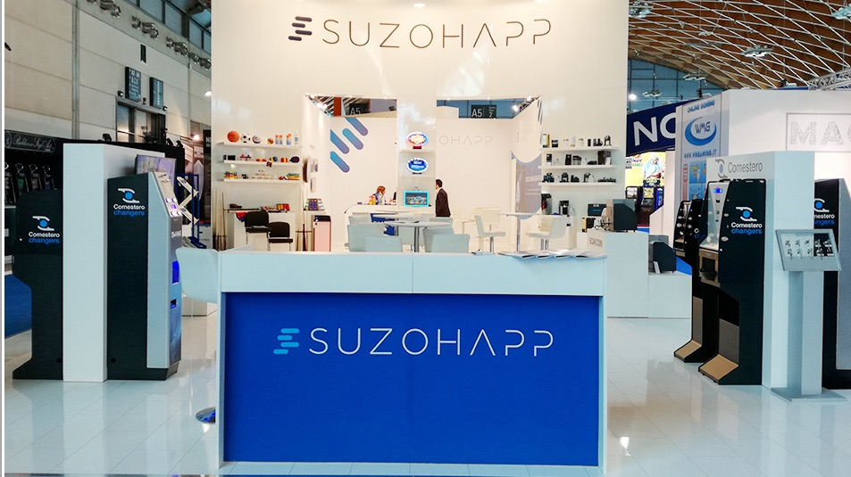 SUZOHAPP to bring cash management solutions to NRF 2018