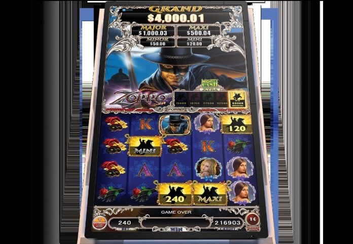 Casino Review - Aristocrat Zorro Mighty Cash