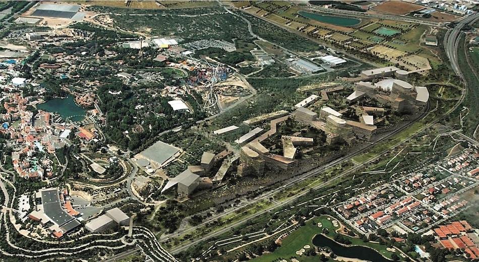 Catalonia's casino and cultural centre tender suffers setback