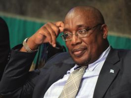 Casino Review - Minister Botswana oath