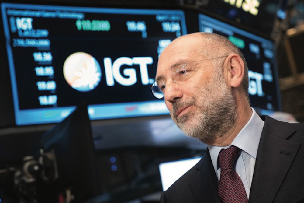 IGT marks important milestones as finances rise in 2016