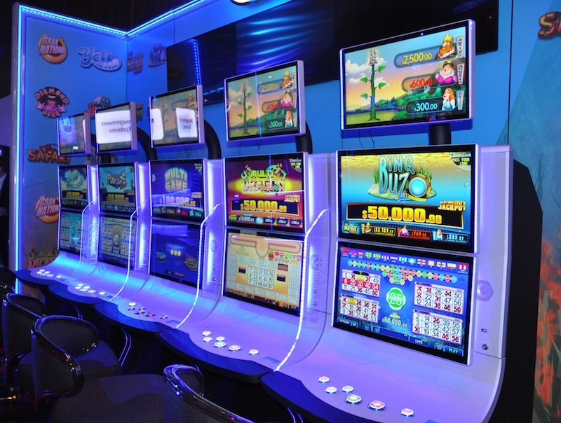 NOVOMATIC team up with Ainsworth for G2E Asia