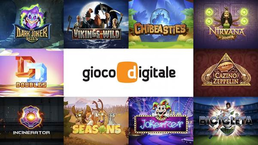 Yggdrasil makes Italian debut with Gioco Digitale