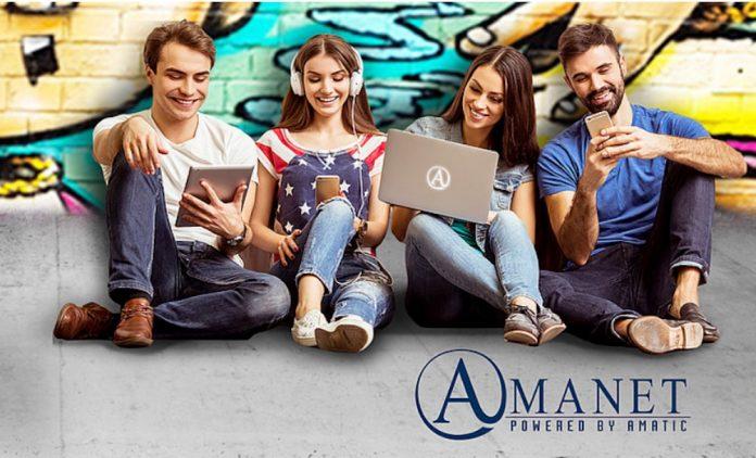 ICR - AMANET lapalingo.com AMATIC