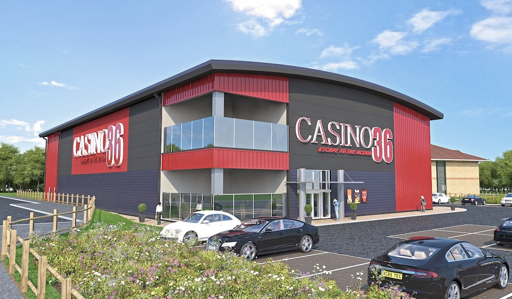Casino 36 bets on Dudley with second venue