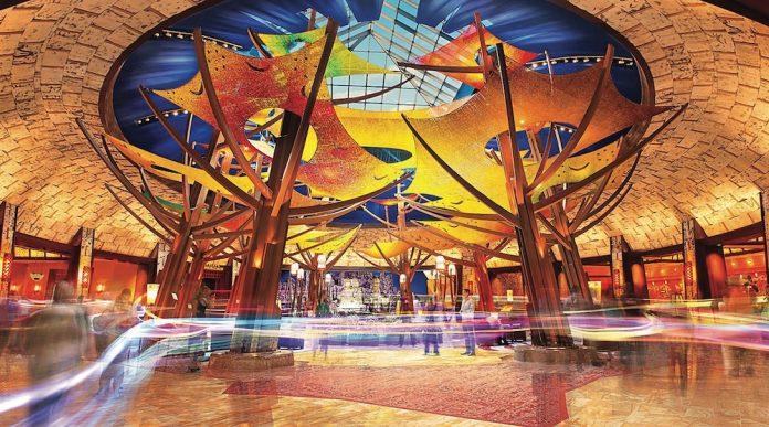 ICR - Casino tribal gaming casino city report