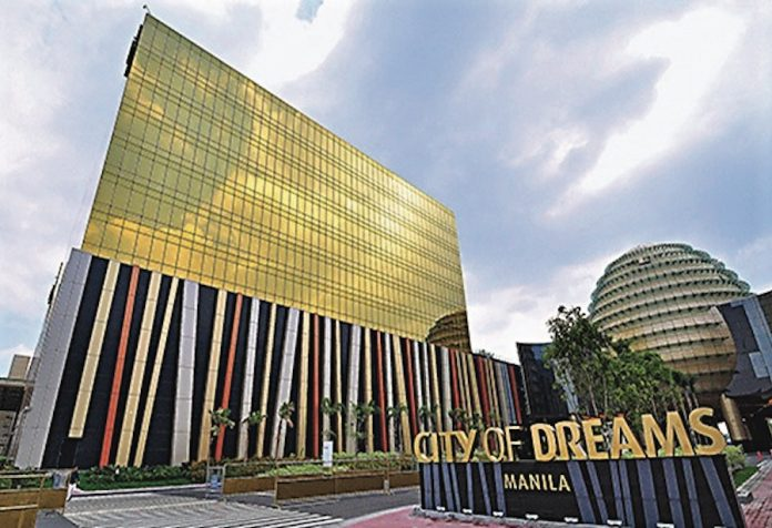 ICR - City of Dreams Manila Belle Corp