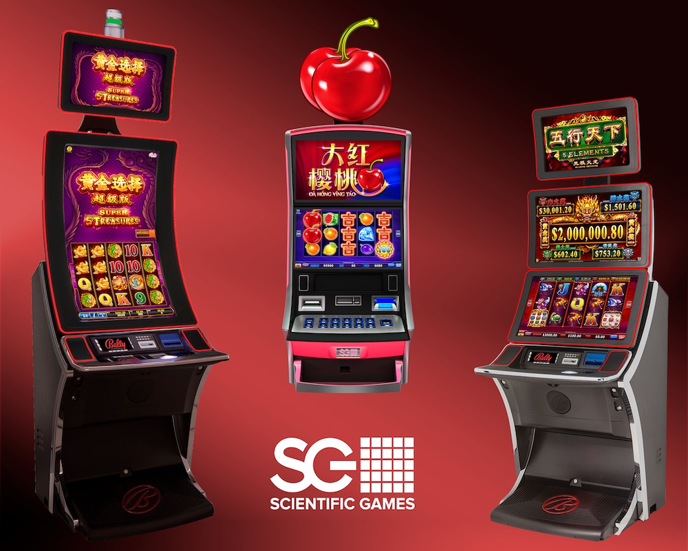 Scientific Games to debut new content and systems at G2E Asia