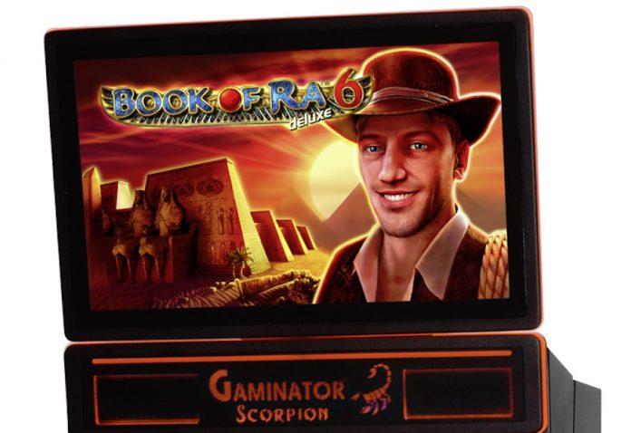 ICR - Gaminator NOVOMATIC Peru Gaming Show event Arena
