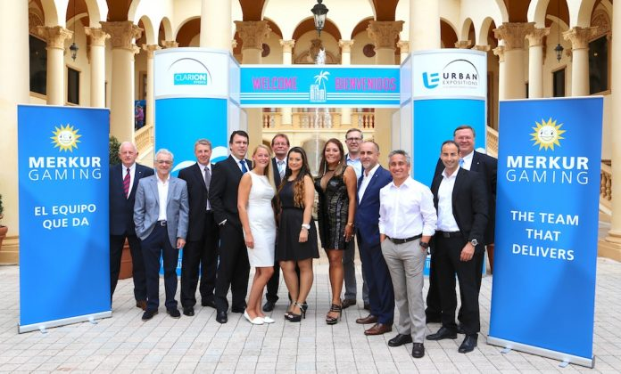 ICR - Juegos Miami Charles Hiten Merkur