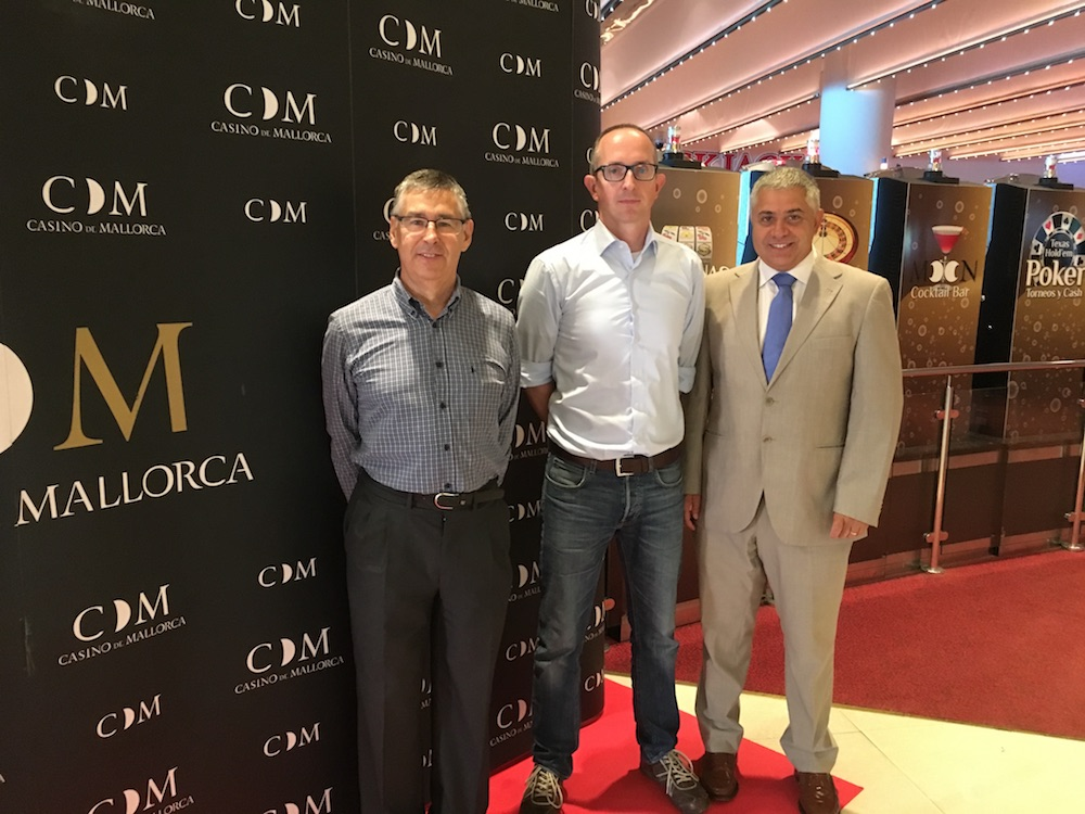 Luckia selects JCM's iVIZION for Spanish casinos