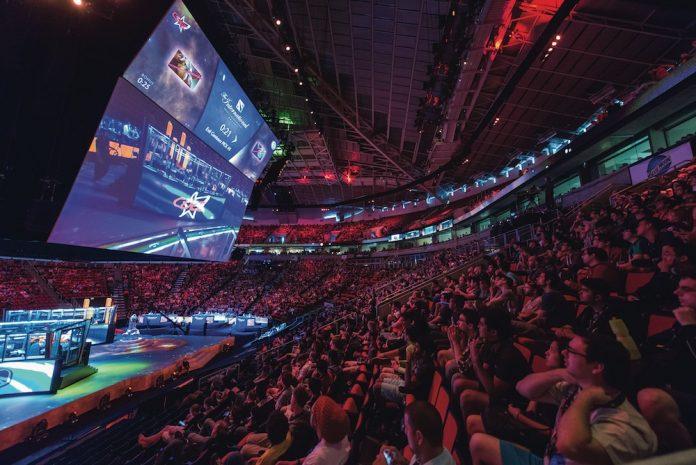 ICR - Millennial Esports Las Vegas fast2play