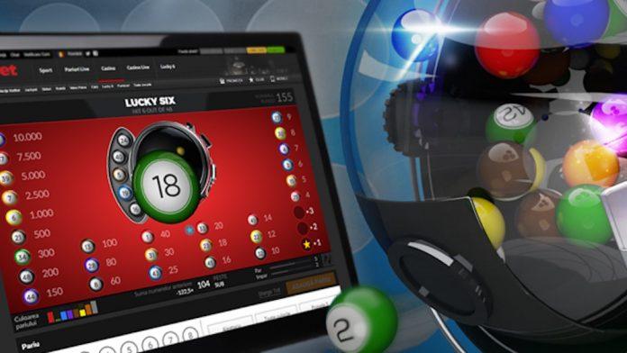 ICR - NSoft Lucky Six NetBet iSoftBet