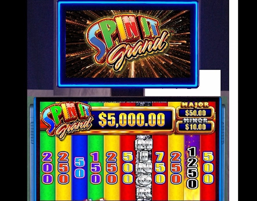 Aristocrat takes a Spin in US with new slot game