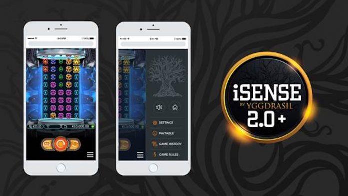 ICR - Yggdrasil iSENSE 2.0+ platform