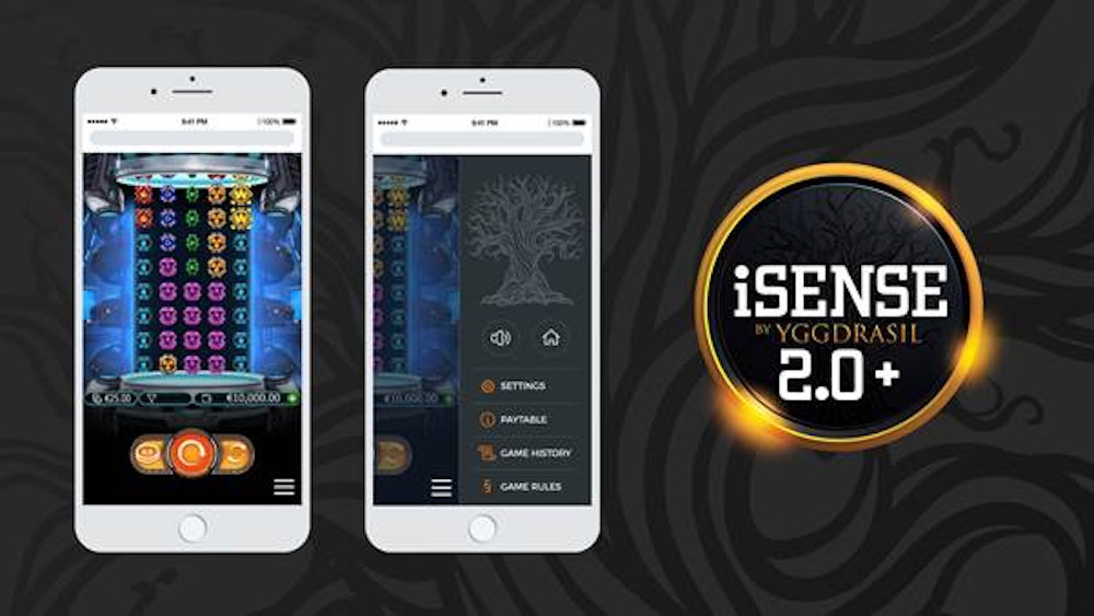Yggdrasil to launch revamped platform iSENSE 2.0+