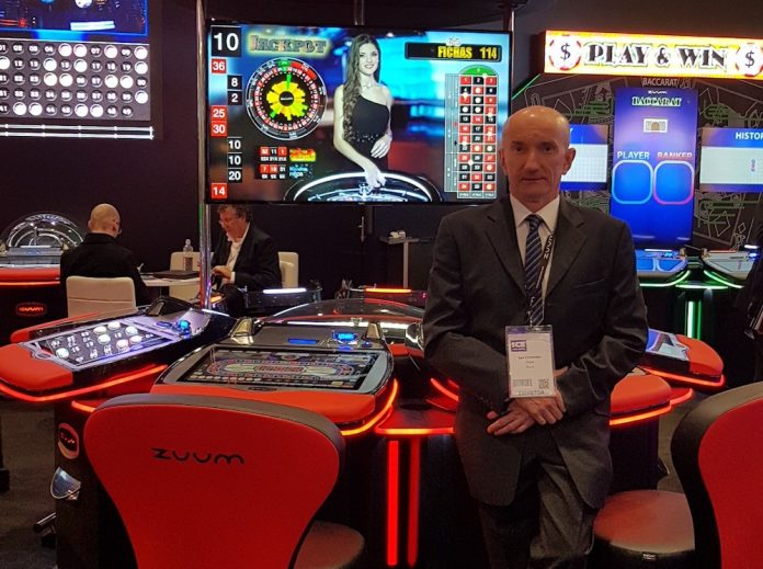 ICR - Zuum Gaming Juegos Miami Igor Cimerman