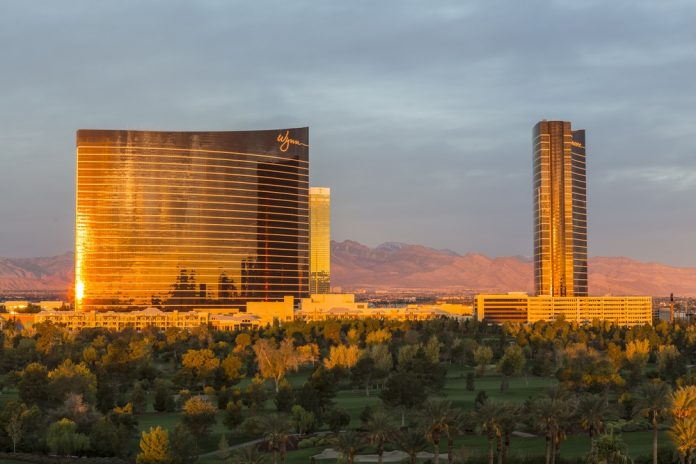 ICr - Wynn Casino Las Vegas 35 acre CBRE resorts