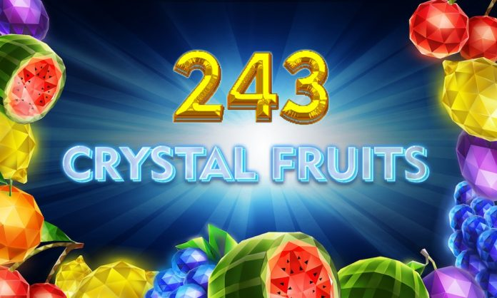 BBi - TOm Horn Crystal Fruits 243