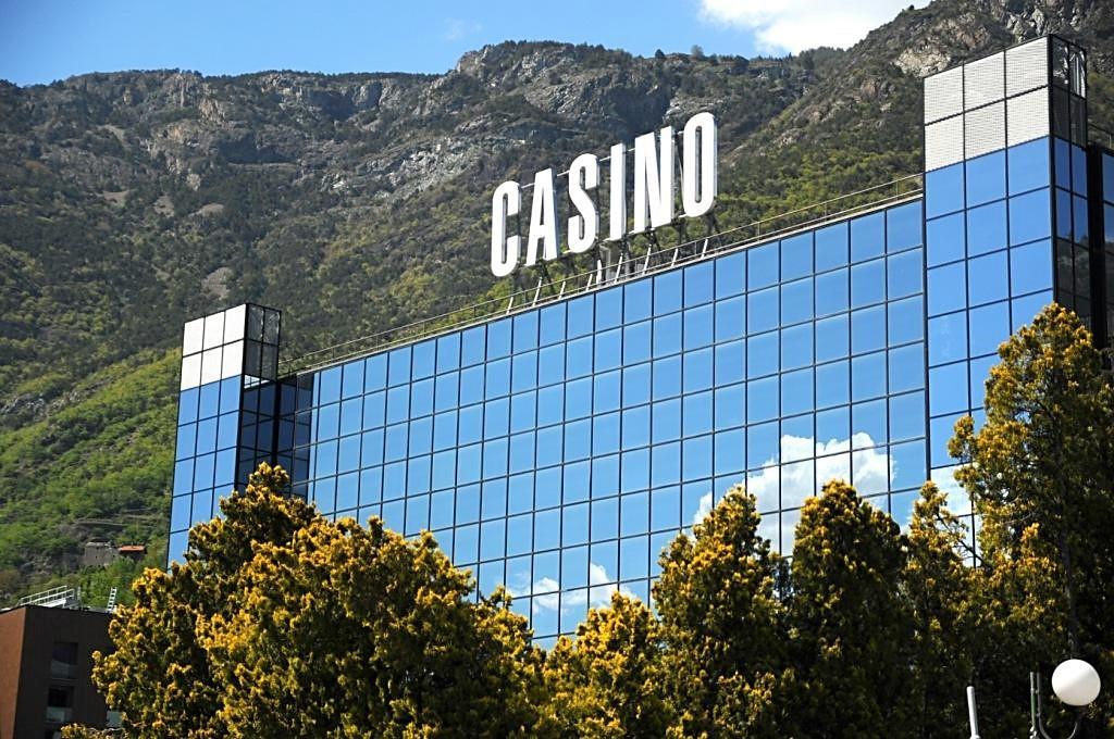 Sciopero casino saint vincent