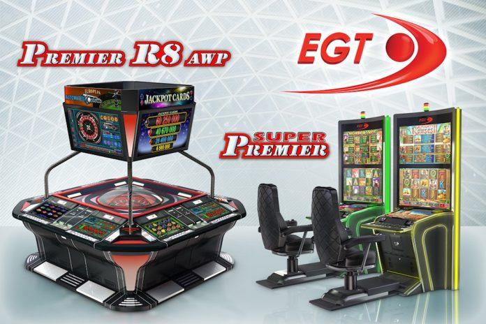 ICR - EGT Expojoc 2017