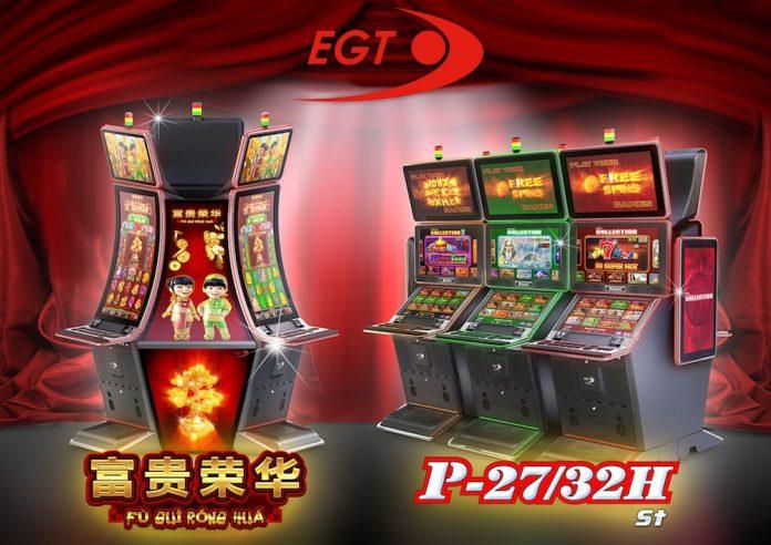 ICR - EGT Peru Gaming Show jackpots