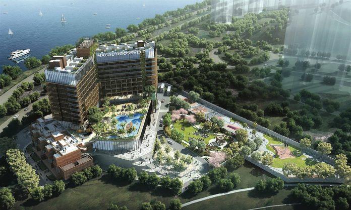 ICR - Macau Roosevelt Hotel