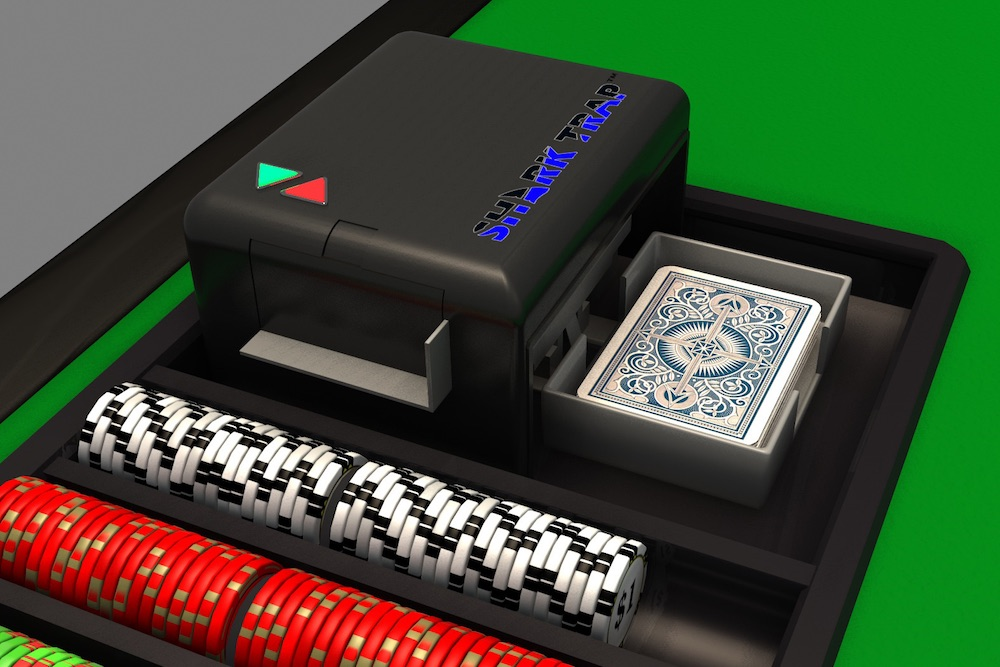 Shark Trap System set to revolutionise table games