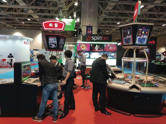 ICR - Spintec G2E Macau