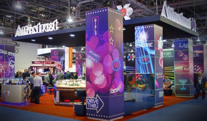 ICR - Alfastreet G2E Las Vegas