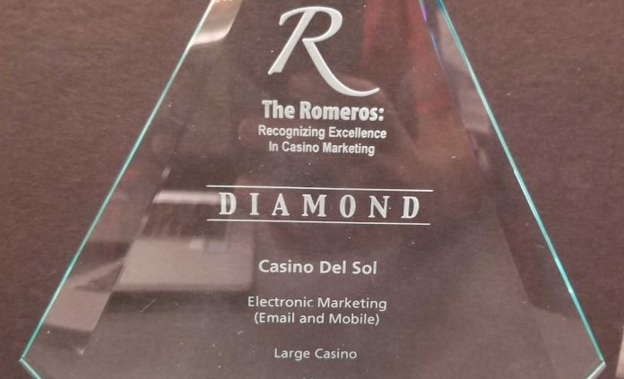 ICR - Casino Del Sol Romero Awards