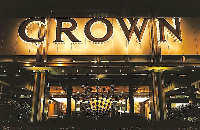 ICR - Crown Resorts