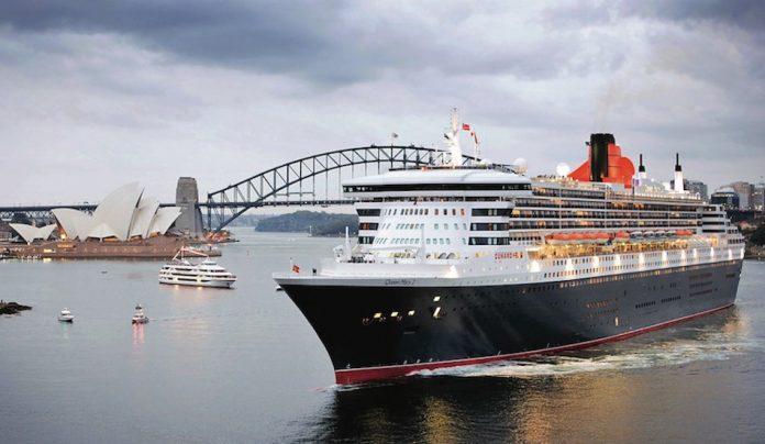 ICR - Cruise Ship Western Australia