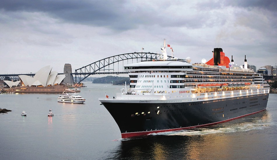 Western Australia repeals cruise ship casino ban