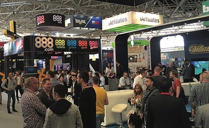 ICr - iGaming Super Show amsterdam