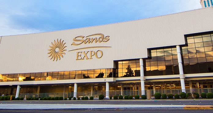 Casino Review G2E Las Vegas Sands Expo Las Vegas awards