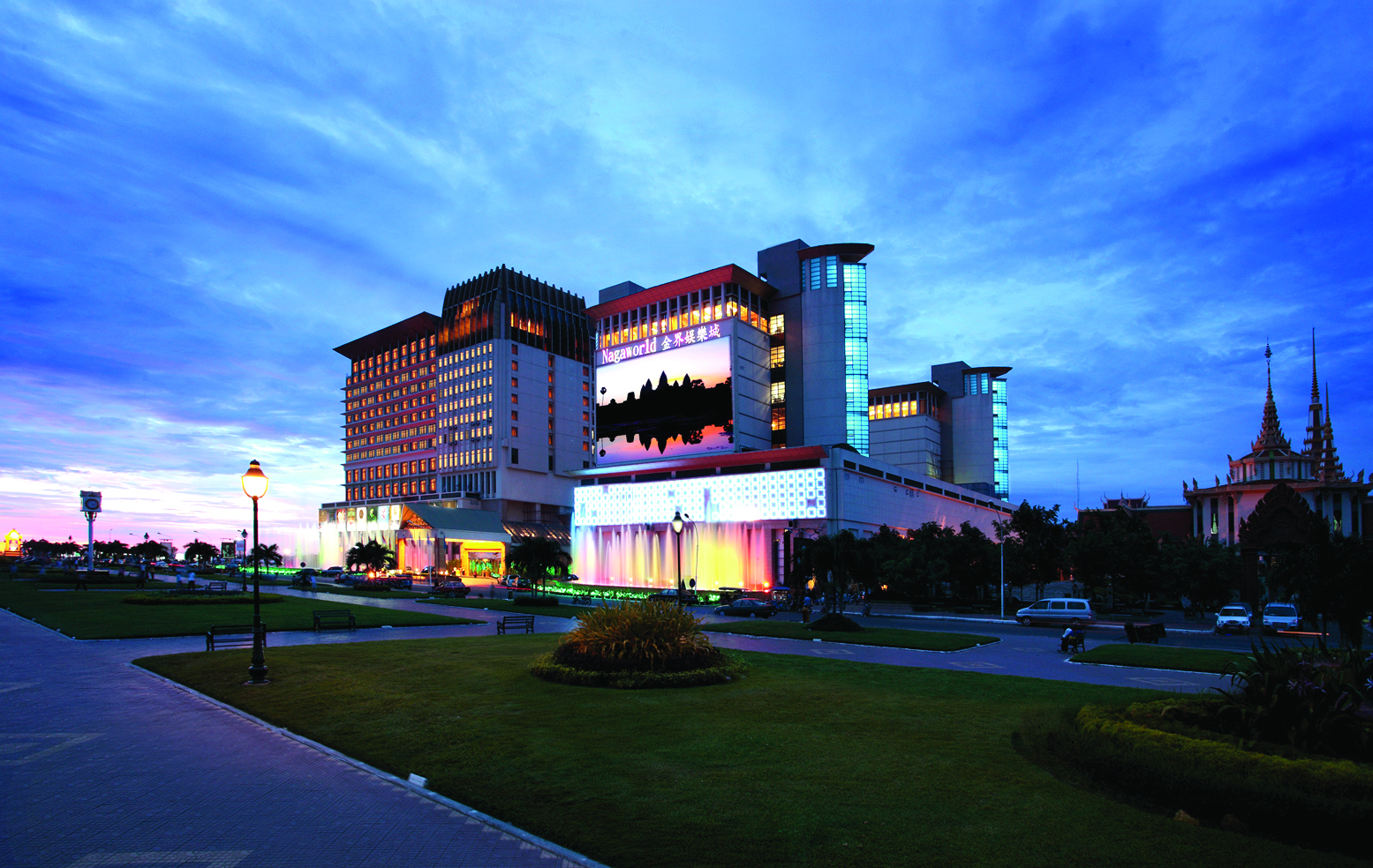NagaWorld expansion could open by Octoberas NagaCorp faces additional $16m tax bill
