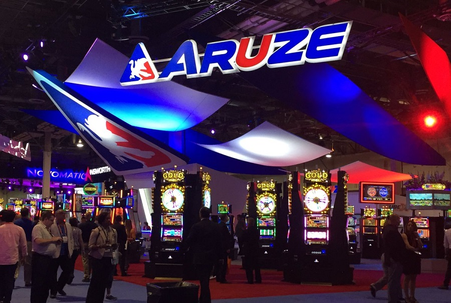 Aruze highlights latest CubeX Plus content at AGE