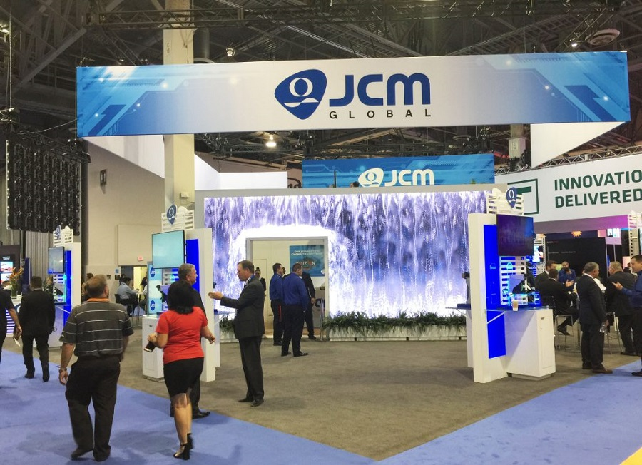 JCM Global to include product training at SAGSE
